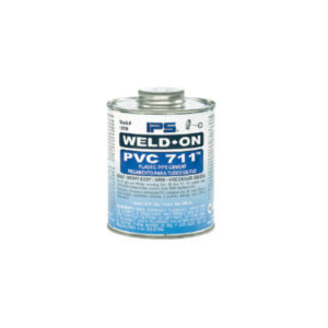 Large Bore PVC Solvent Cement