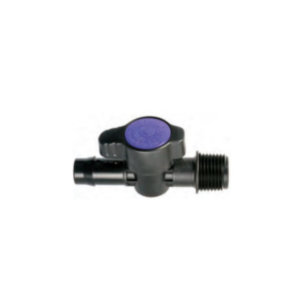 Lateral Valve - Threaded - 20mm
