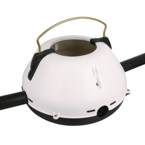 Irripod White Lid
