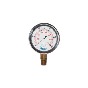 Pressure Gauges with Drag Pointer