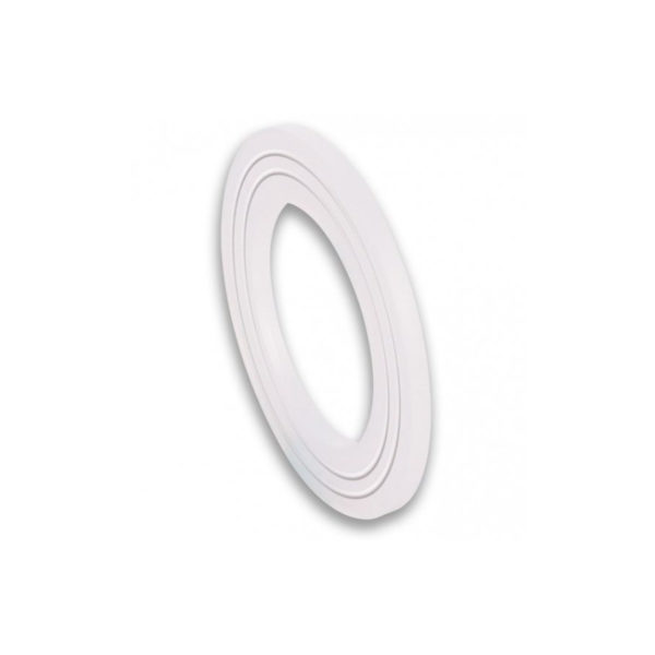 Rubber tank fitting washers (white)