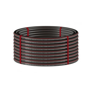red line MDPE Pressure Pipe