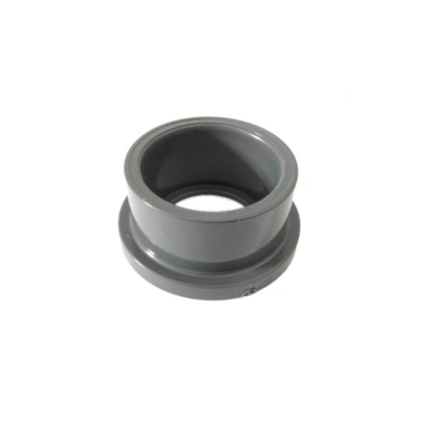 PVC Stub Flanges and Metal Backing Rings