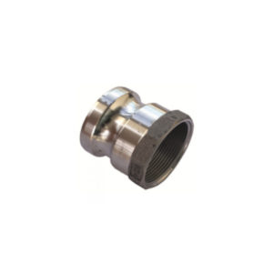 Aluminium Type A Camlock Fittings BSPF x Male Adaptor