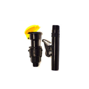 Plasson Quick Coupler Valve & Key