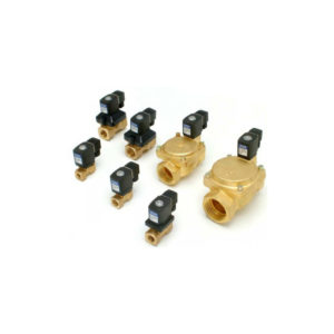 Brass Normally Closed Solenoid Valves