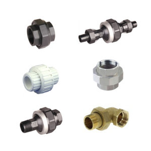 Landscape Union Fittings