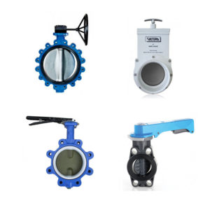 Industrial Butterfly & Slide Valves