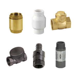 Non Return & Check Valves