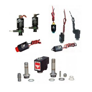 Solenoid Coils and Parts