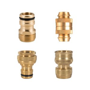 18mm Brass Hose Fitting