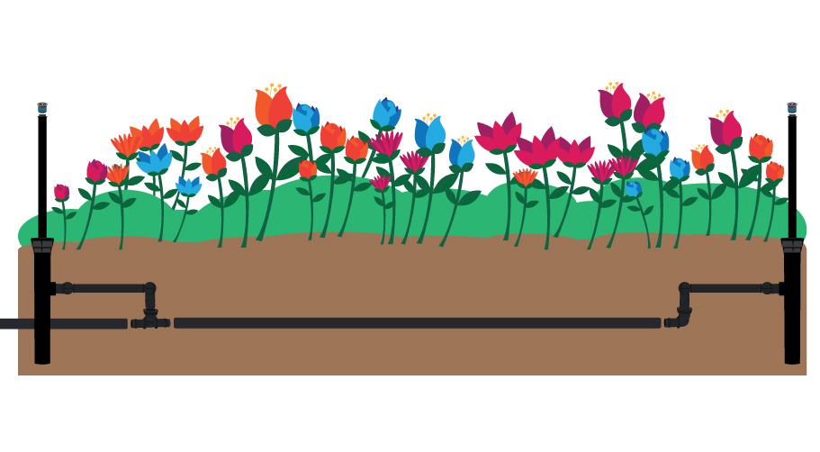 flower-bed-pop-up