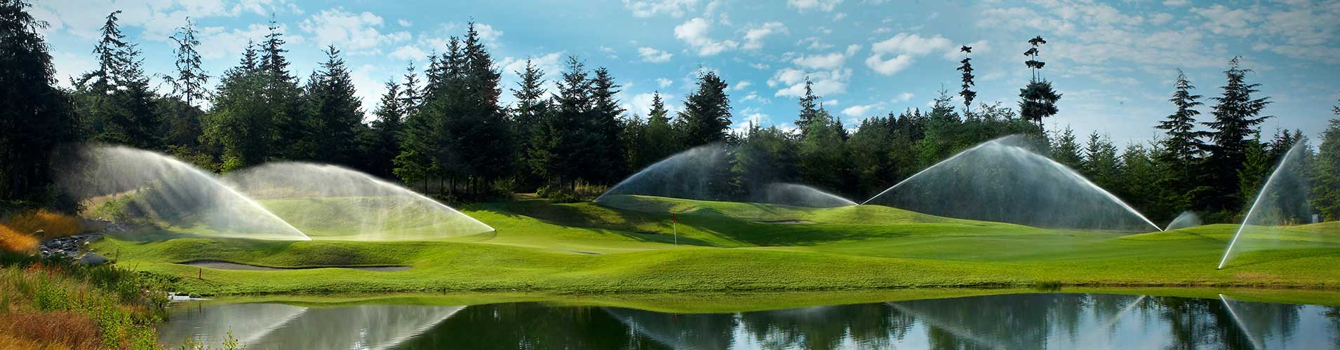 Golf Pop Up Sprinklers